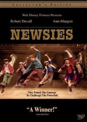 Newsies Online DVD Rental