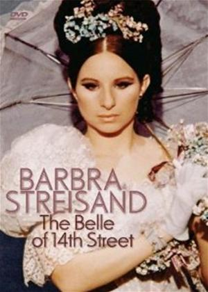 Rent Barbra Streisand: The Belle of 14th Street Online DVD Rental