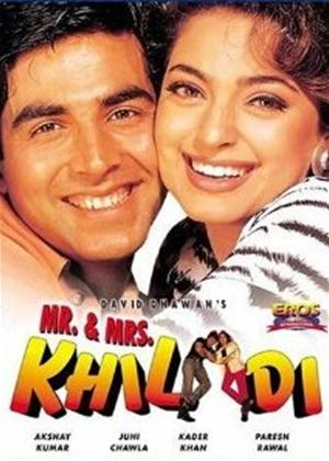 Rent Mr and Mrs Khiladi Online DVD Rental