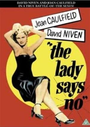 The Lady Says No Online DVD Rental