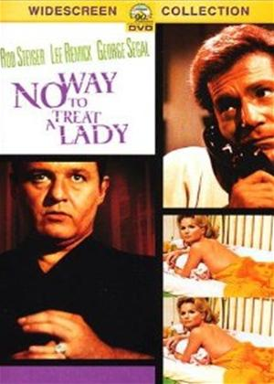 No Way to Treat a Lady Online DVD Rental