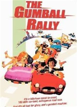 The Gumball Rally Online DVD Rental