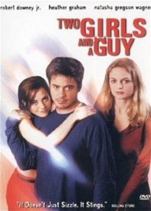 Rent Two Girls and a Guy Online DVD Rental