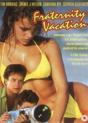 Fraternity Vacation Online DVD Rental