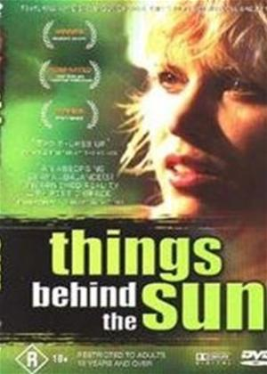 Things Behind the Sun Online DVD Rental