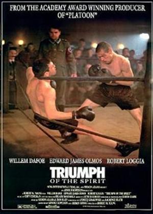 Rent Triumph of the Spirit Online DVD Rental