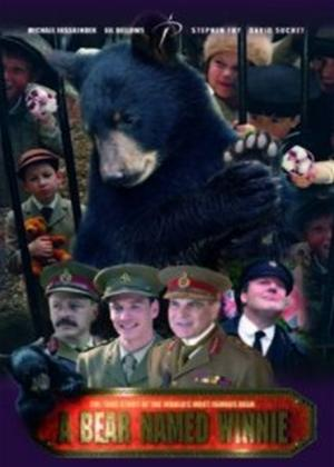 A Bear Named Winnie Online DVD Rental