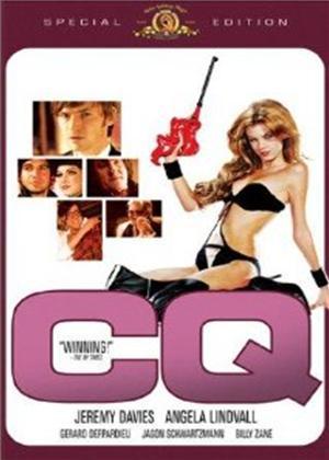 CQ Online DVD Rental