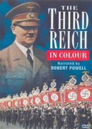 The Third Reich in Colour Online DVD Rental