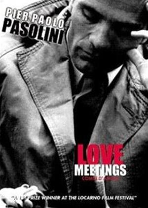 Pasolini: Vol.1: Love Meetings Online DVD Rental