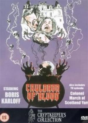 Rent Cauldron of Blood Online DVD Rental