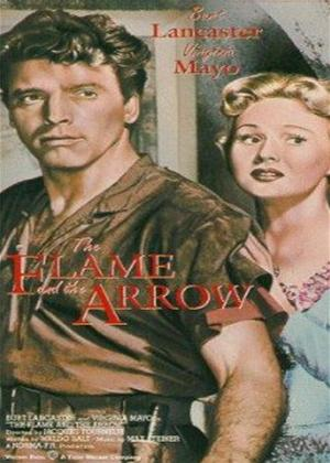 Rent The Flame and the Arrow Online DVD Rental