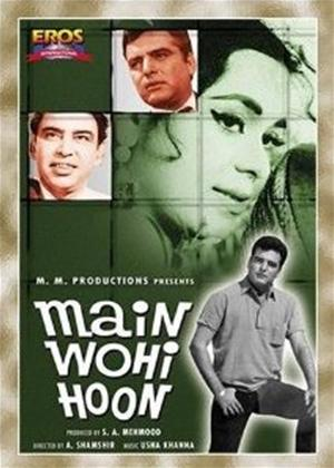 Rent Main Wohi Hoon Online DVD Rental