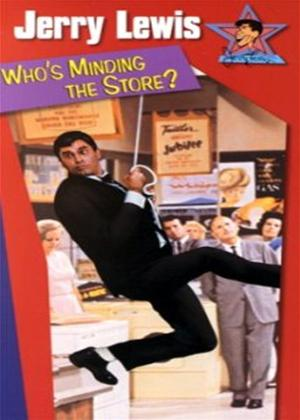 Who's Minding the Store Online DVD Rental