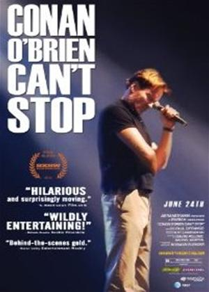 Conan O'Brien Can't Stop Online DVD Rental