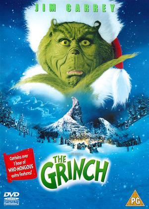Rent The Grinch Online DVD Rental