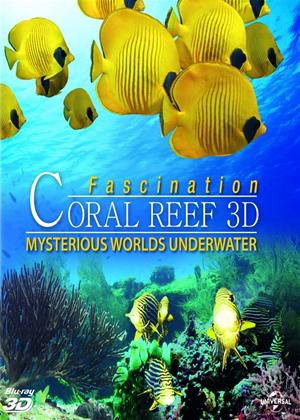 Rent Coral Reef 3D: Mysterious Worlds Online DVD Rental