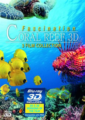 Rent Coral Reef 3D Collection Online DVD Rental