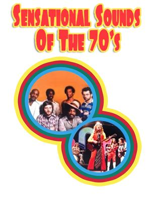 Sensational Sounds of the 70s Online DVD Rental
