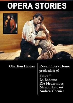 Charlton Heston: Opera Stories Online DVD Rental