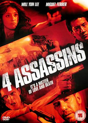 4 Assassins Online DVD Rental