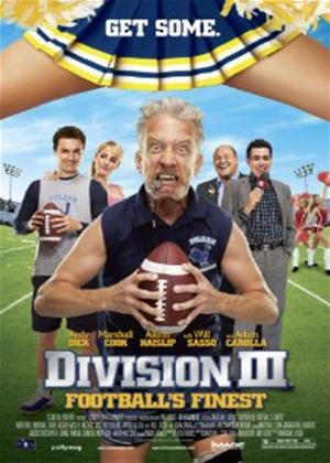 Division III: Football's Finest Online DVD Rental