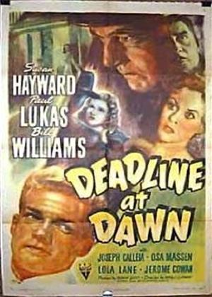 Deadline at Dawn Online DVD Rental
