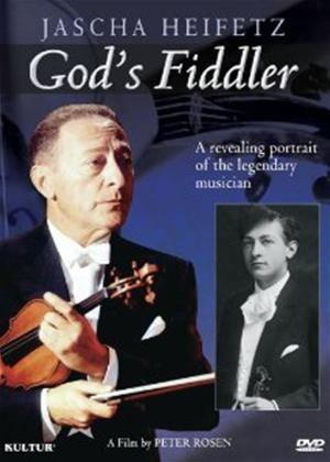 Rent Jascha Heifetz: God's Fiddler Online DVD Rental