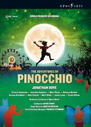 Rent The Adventures of Pinocchio: Sadler's Wells Theatre, London Online DVD Rental