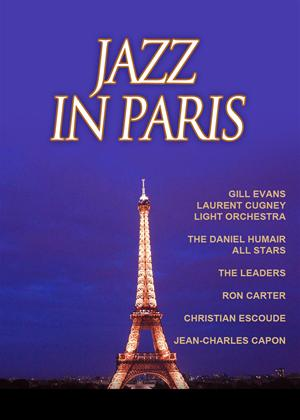 Jazz in Paris Online DVD Rental