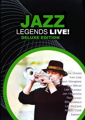 Jazz Legends Live! Online DVD Rental