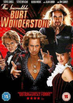 The Incredible Burt Wonderstone Online DVD Rental