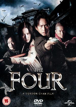 Rent The Four (aka Si Da Ming Bu) Online DVD Rental