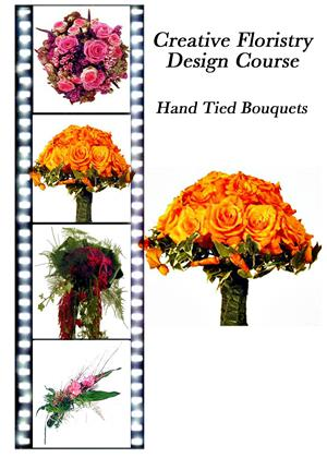 Creative Floristry Design Course Online DVD Rental