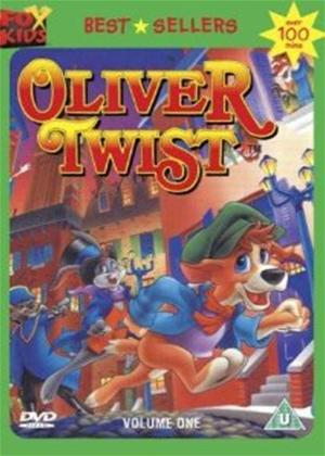 The Adventures of Oliver Twist: Vol.1 Online DVD Rental