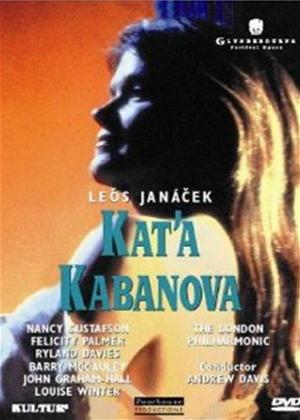 Janacek: Kat'a Kabanova: Glyndebourne Online DVD Rental