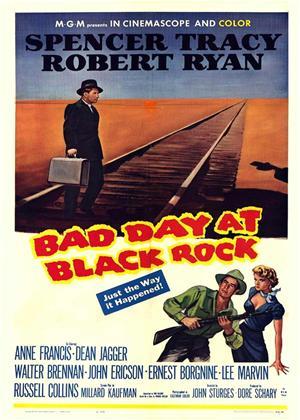 Bad Day at Black Rock Online DVD Rental