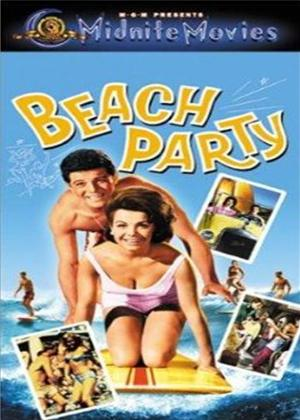 Beach Party Online DVD Rental