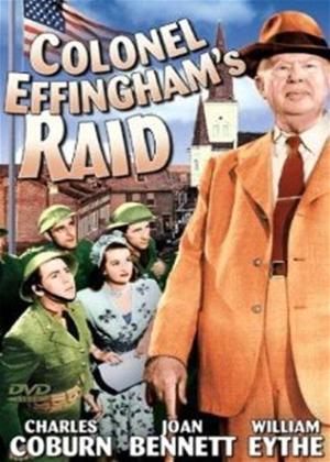 Colonel Effingham's Raid Online DVD Rental