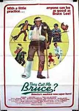 Rent They Call Me Bruce? Online DVD Rental