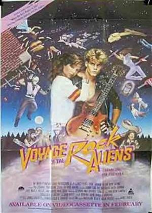 The Voyage of the Rock Aliens Online DVD Rental