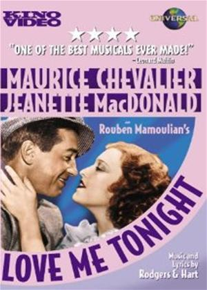 Rent Love Me Tonight Online DVD Rental