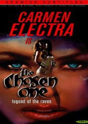 The Chosen One: Legend of the Raven Online DVD Rental