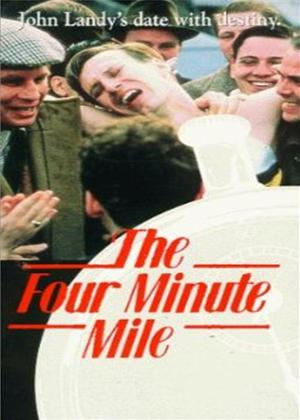 Rent The Four Minute Mile Online DVD Rental