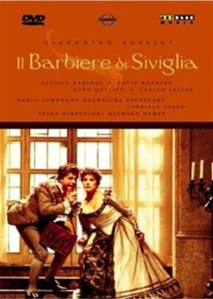 Rossini: Il Barbiere Di Siviglia: Schwetzinger Festspiele Online DVD Rental