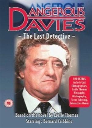 Rent Dangerous Davies: The Last Detective Online DVD Rental