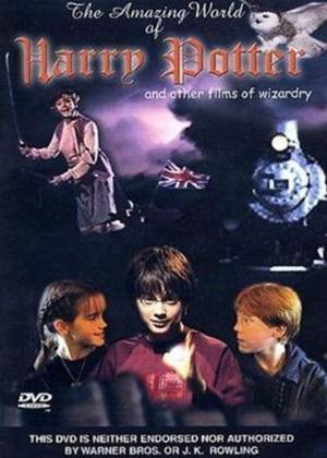 Rent The Amazing World of Harry Potter and Other Films of Wizardry Online DVD Rental