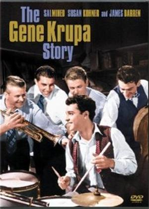 The Gene Krupa Story Online DVD Rental
