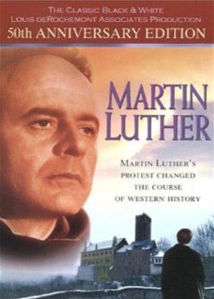 Martin Luther Online DVD Rental