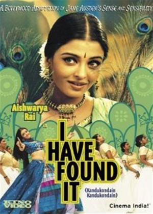 Rent I Have Found It (aka Kandukondain Kandukondain) Online DVD Rental